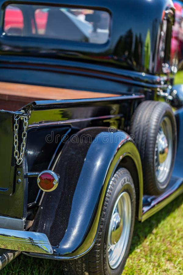 1932年福特卡车 免版税库存图片