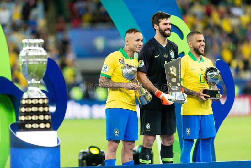 2019年美洲杯 库存图片