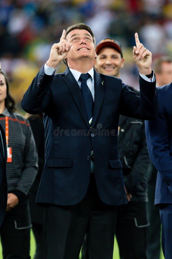 2019年美洲杯 免版税库存图片