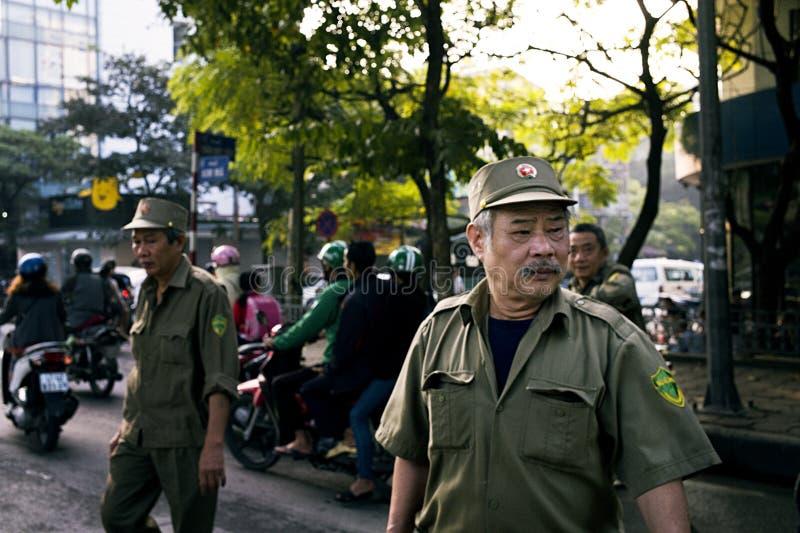 2017年越南亚太经合山顶 免版税库存图片