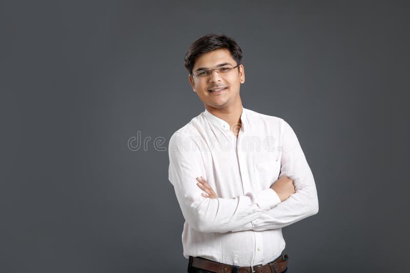 年轻印度人 库存图片
