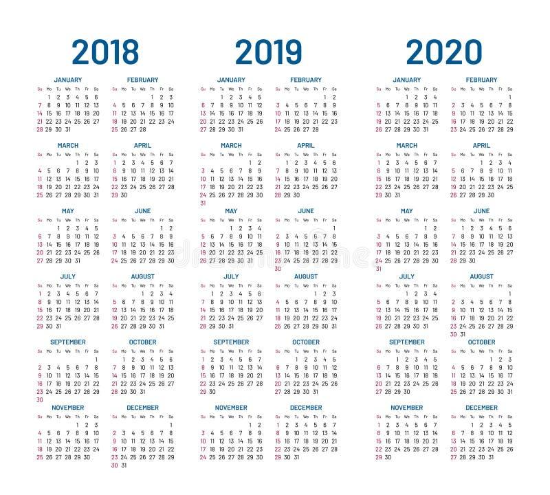 年2018 2019 2020本日历传染媒介