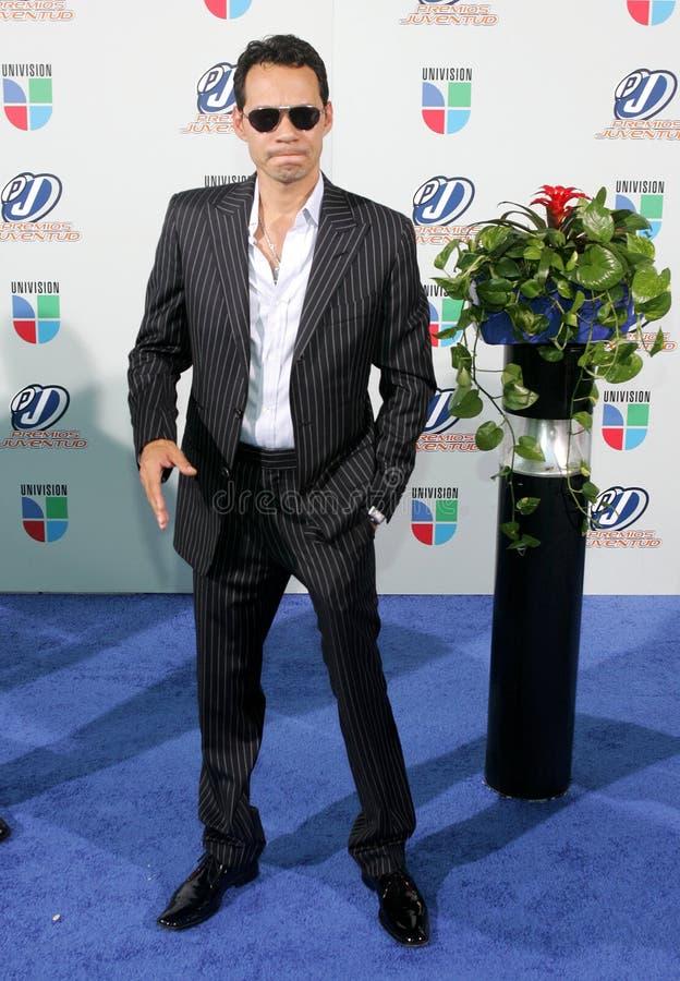 2009年Premios Juventud奖 免版税库存图片