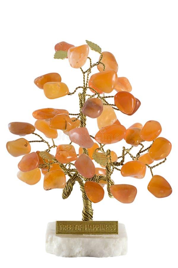 幸福结构树 库存图片
