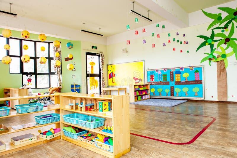 幼稚园 免版税库存图片
