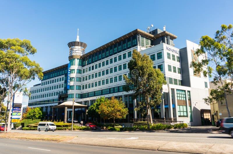 幽谷的Waverley诺富特旅馆在墨尔本,澳大利亚 库存图片