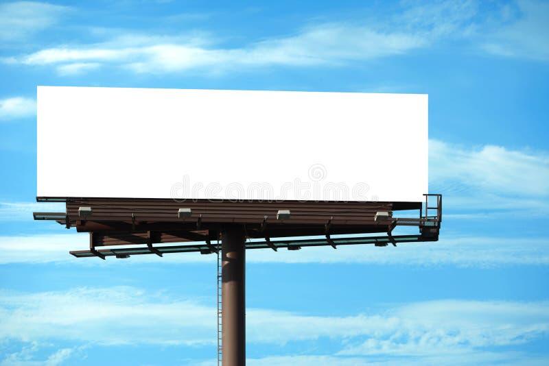 广告牌空白 免费库存照片