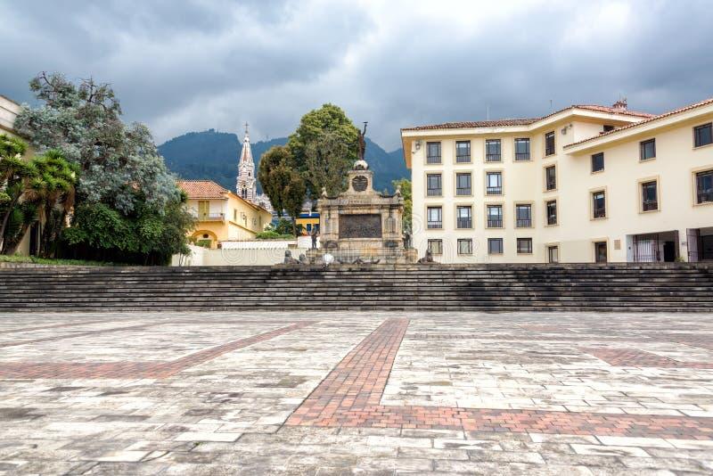 广场和纪念碑 库存图片