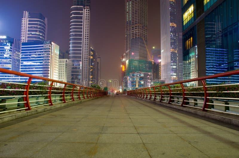 广州街市瓷的 库存图片