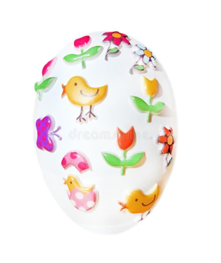 庆祝复活节彩蛋 库存图片