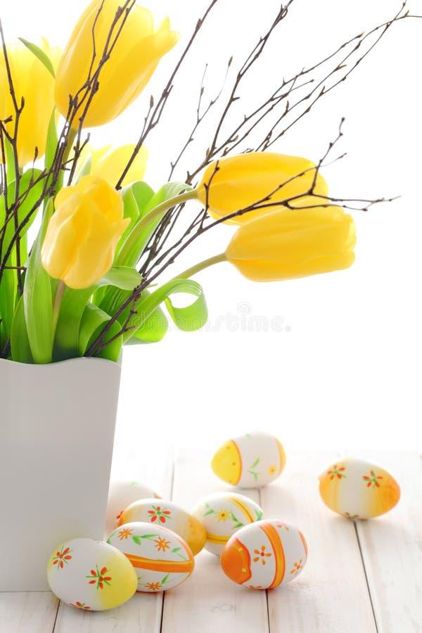 庆祝复活节 免版税库存图片