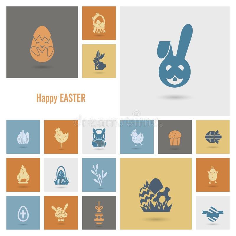 Download 庆祝复活节象 向量例证. 插画 包括有 母鸡, 设计, 图象, 传统, 复活节, 逗人喜爱, 春天, 交叉 - 59107454