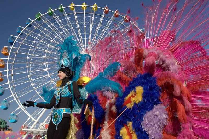 庆祝春节 免版税图库摄影