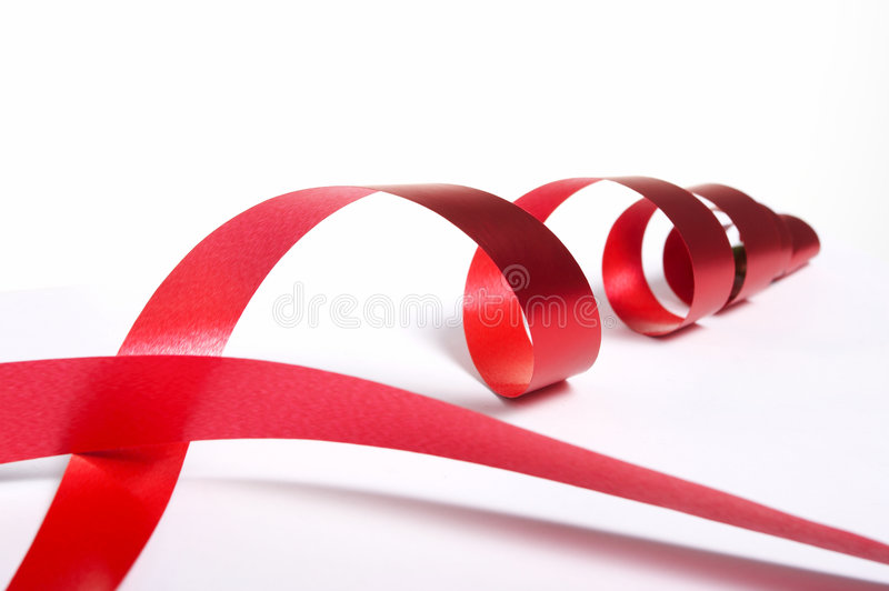 庆祝的磁带 免版税库存图片