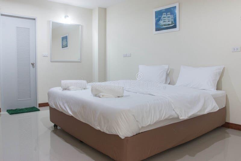 床室套楼公寓 免版税库存图片