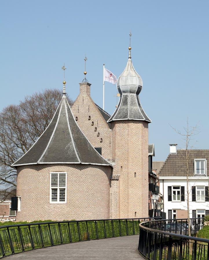 库福尔登城堡 库存照片