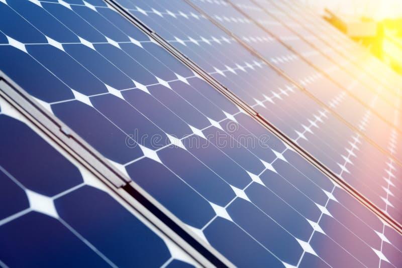 应用程序开发能源新的面板太阳全世界 免版税库存照片