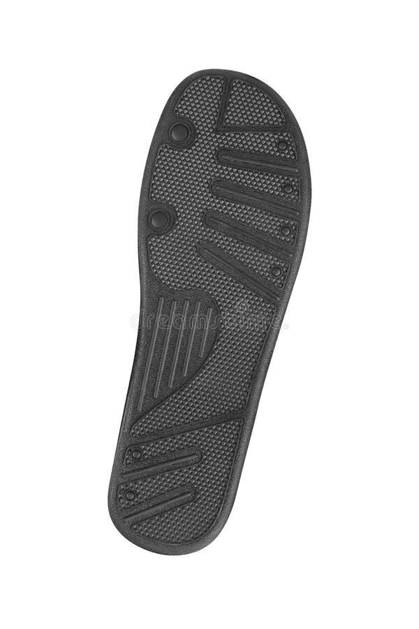 底部剪报包括的查出的路径鞋子白色 库存照片