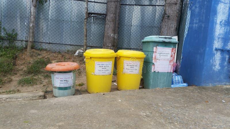 废物管理 库存照片
