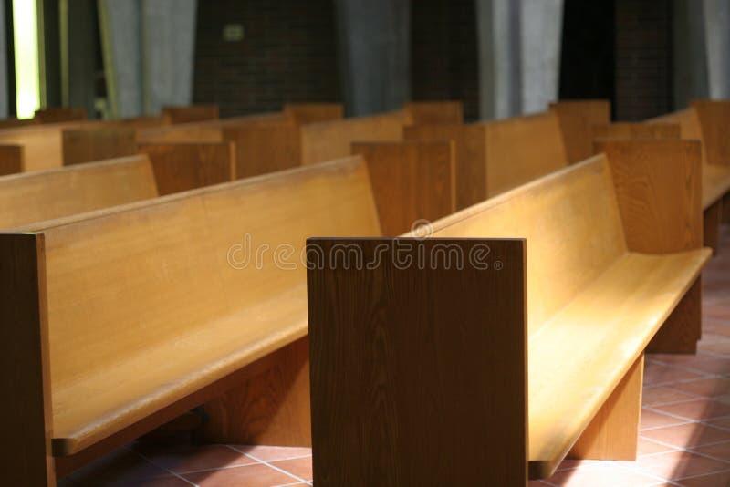 座位阳光 免版税图库摄影
