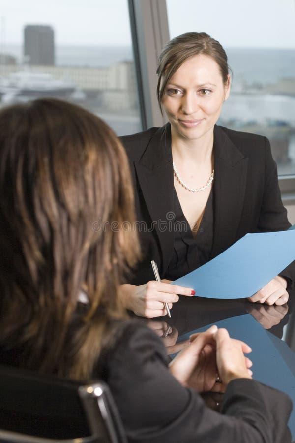座席咨询保险 库存图片