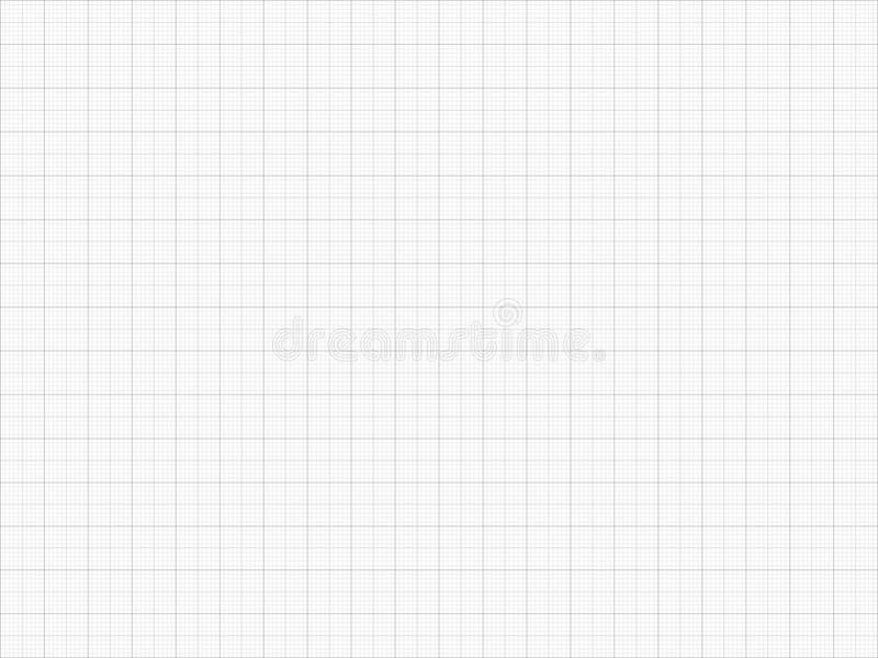 座标图纸 无缝的模式 传染媒介栅格模板 库存例证