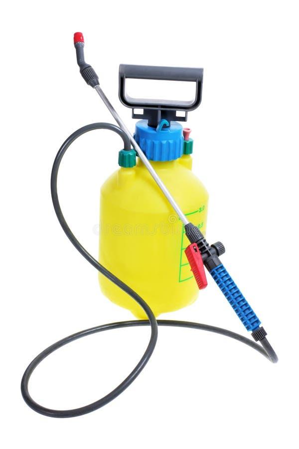 庭院压力泵 库存照片