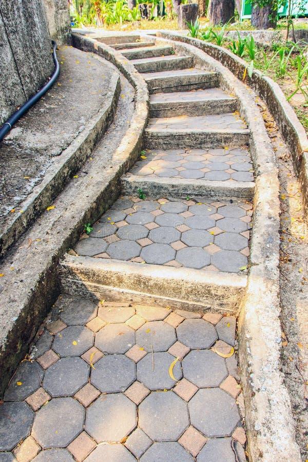 Download 庭院台阶 库存照片. 图片 包括有 横向, 楼梯, 庭院, 冒险家, 工厂, 颜色, 绿色, 石头, 小径 - 72369126