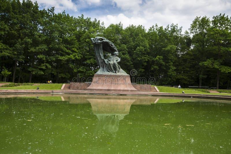 Download 庭院在华沙,波兰 库存图片. 图片 包括有 纪念碑, 这里, 肖邦, 博物馆, 绿色, 音乐会, 布哈拉 - 72367297