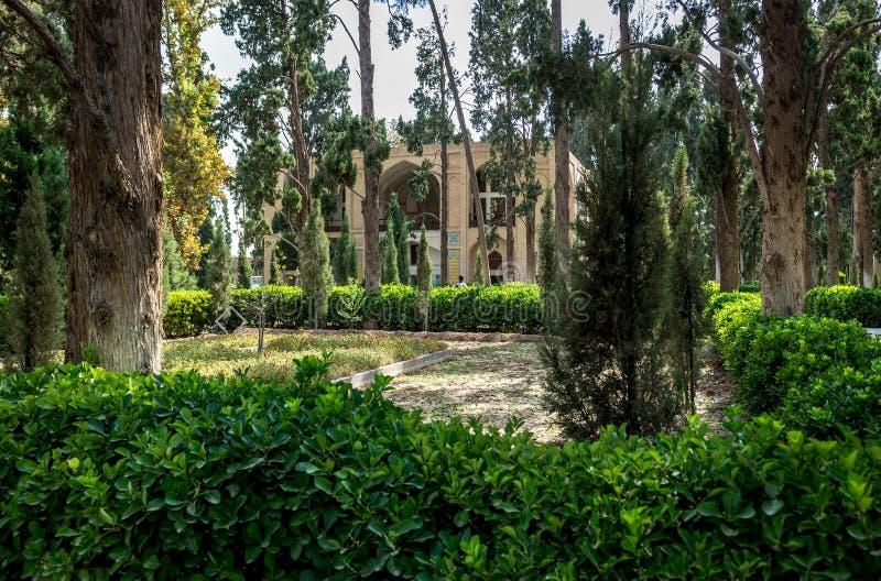 庭院在喀山 免版税库存照片