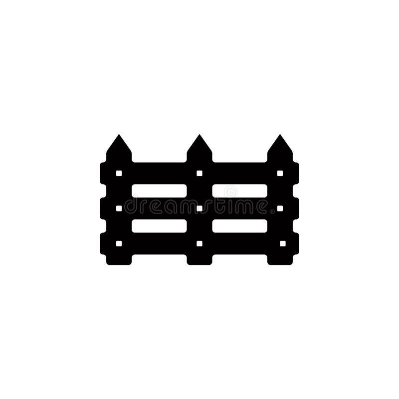 庭院篱芭象 农场的元素流动概念和网apps的 网站设计和发展的, app发展象 Prem 库存例证