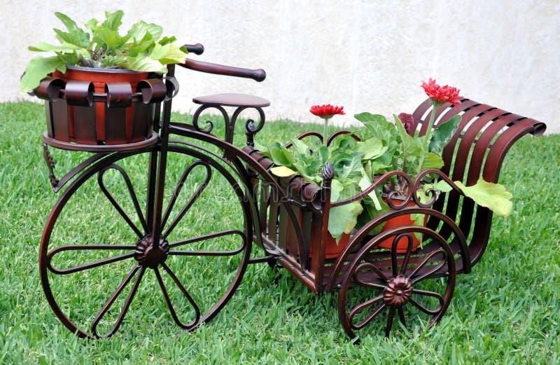 庭院装饰品 免版税库存照片