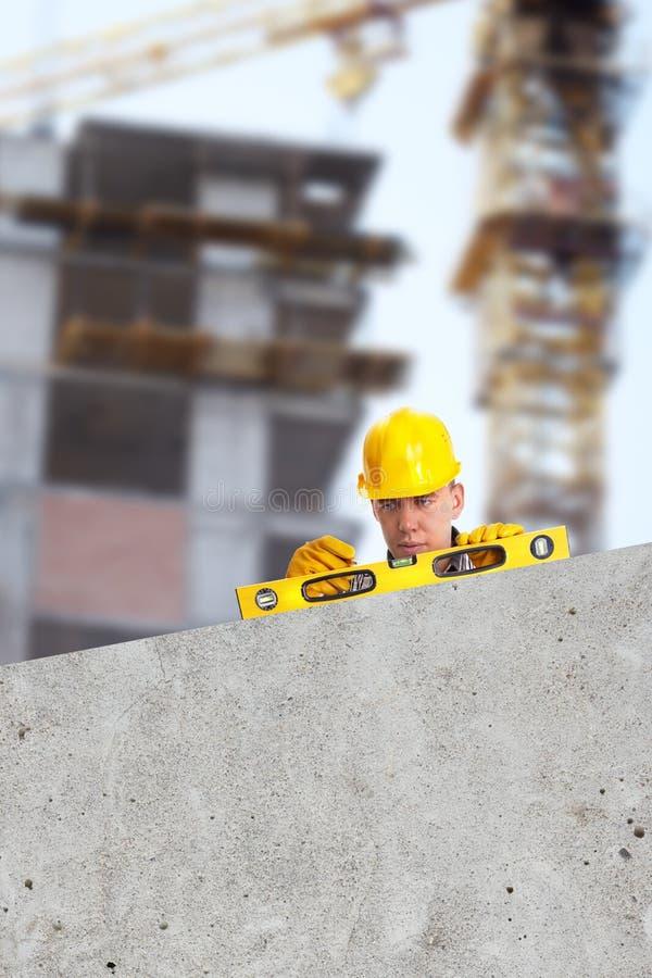 建筑专业人员 库存图片