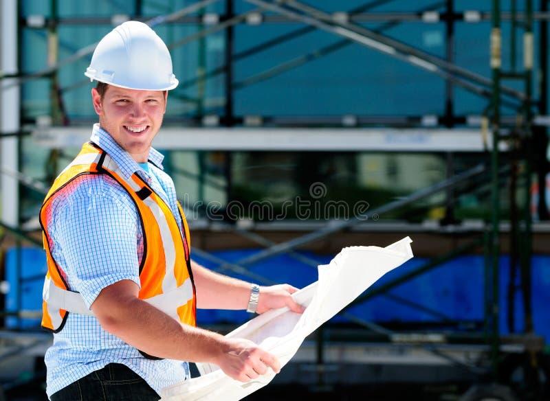建筑师年轻人