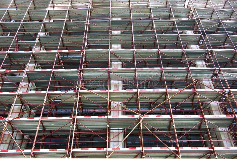 建筑范围 免版税图库摄影