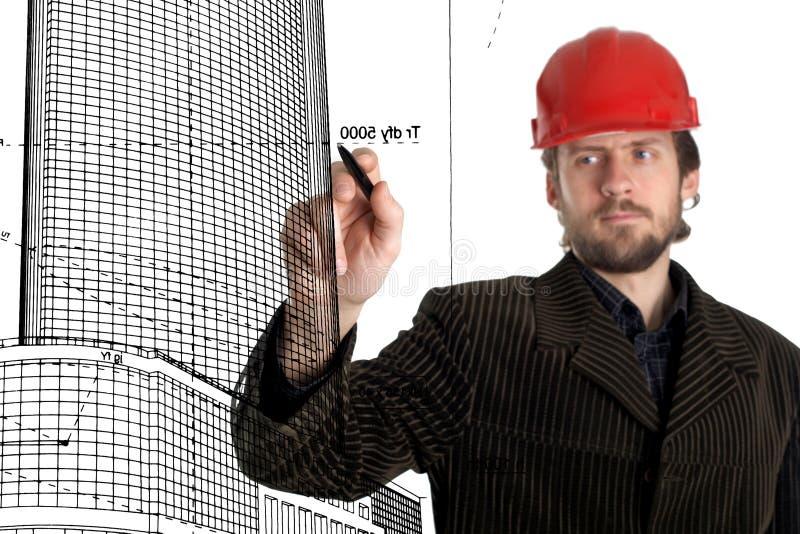 建筑 免版税库存照片