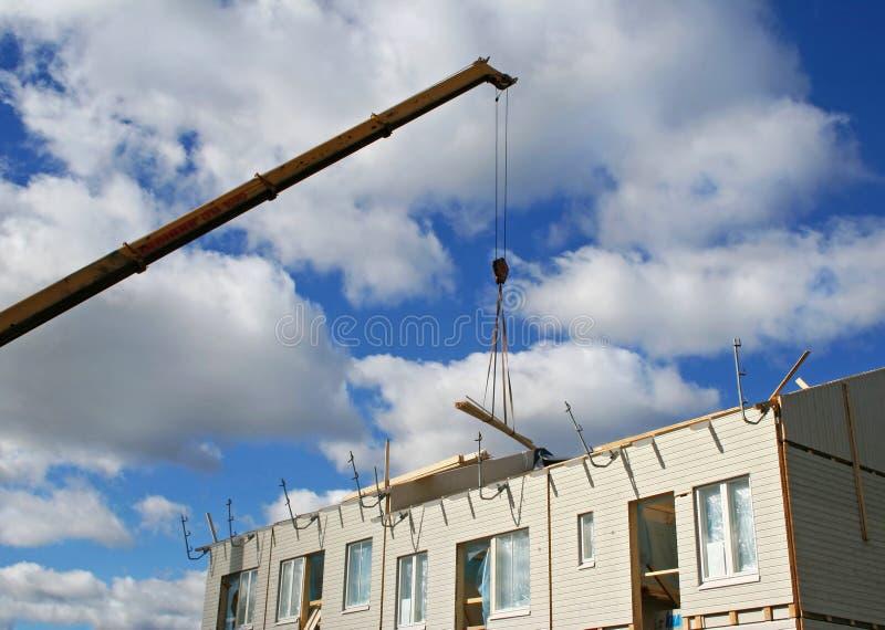 建造场所 图库摄影