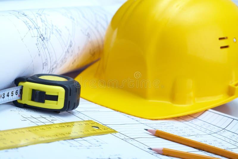建造者仪器 免版税库存照片