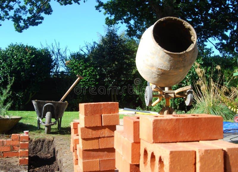 建造者工具 库存照片