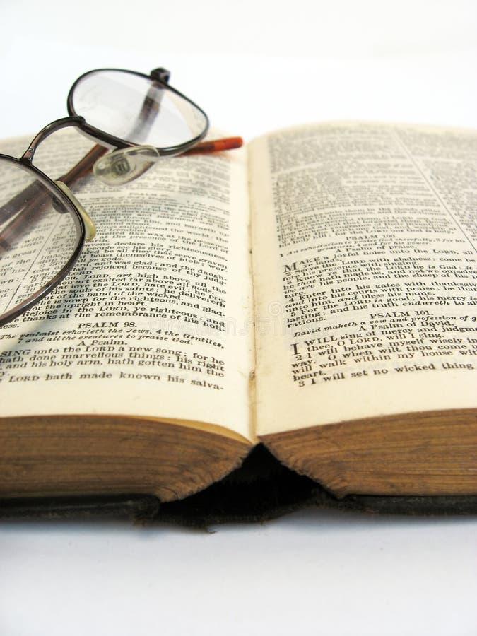 开张书 免版税库存照片