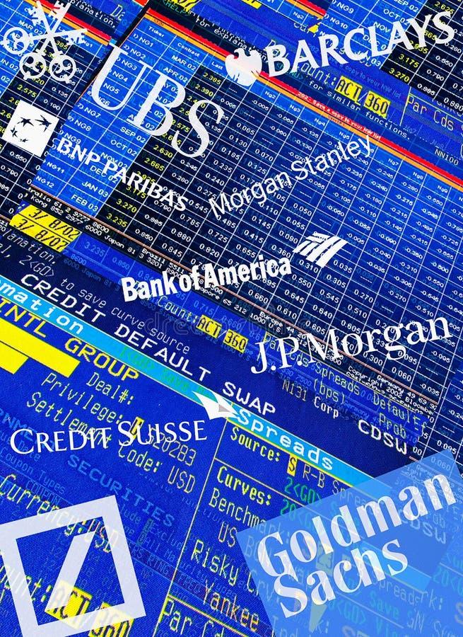 开户全球投资 库存图片