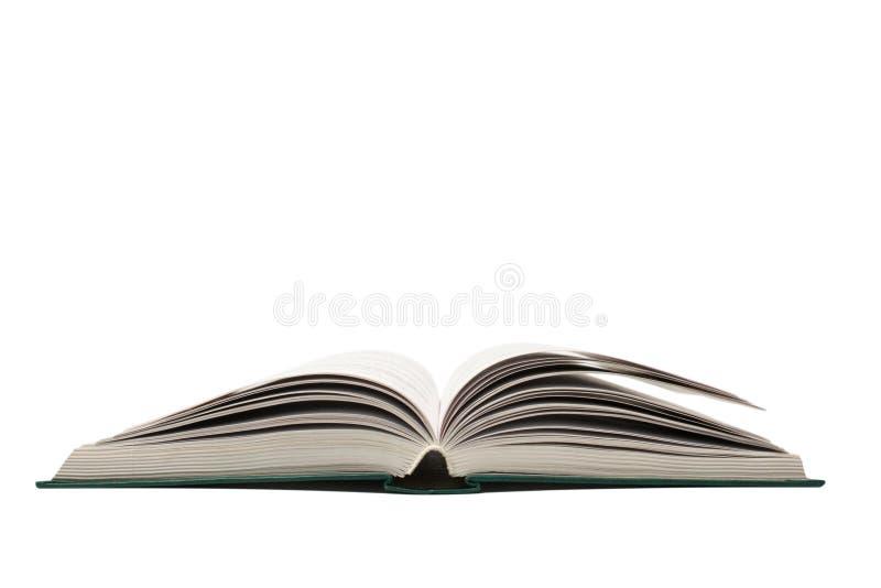 开放的书 库存图片