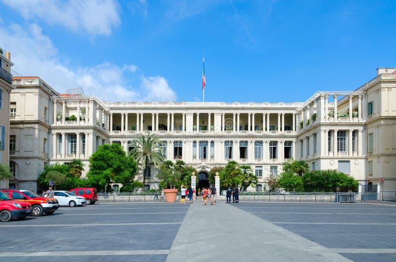 开胃菜或法国国王撒丁岛,美味,公爵专区宫殿宫殿  库存图片