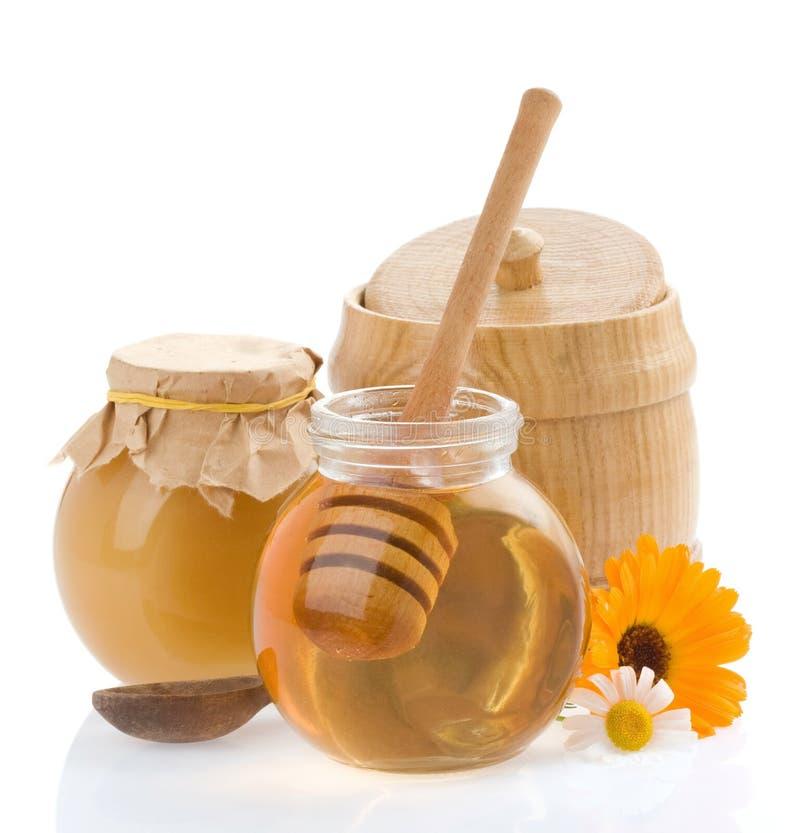 Download 开花蜂蜜瓶子 库存照片. 图片 包括有 反映, 充分, 突出, 自然, 雏菊, 春黄菊, 瓶子, 健康, 匙子 - 22353132