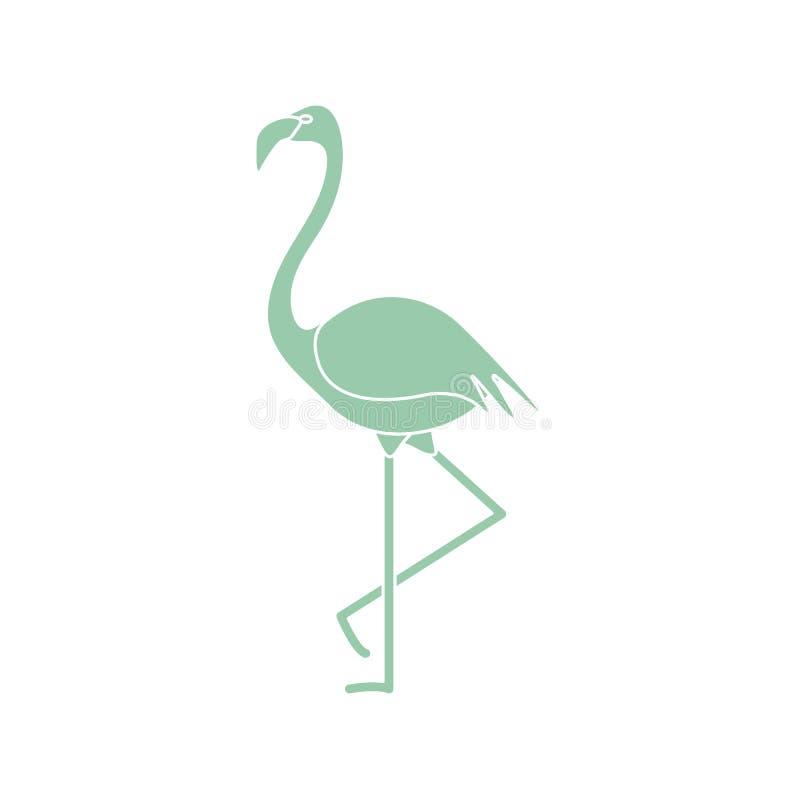 异乎寻常的热带鸟火鸟 皇族释放例证