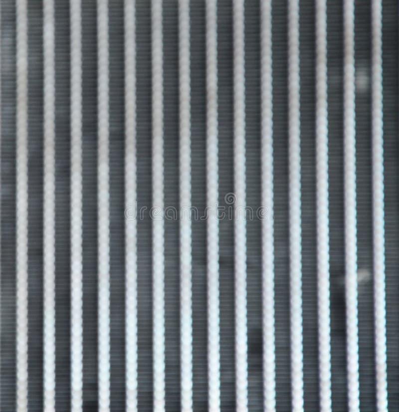 弄脏的打破的汽车蒸发器纹理 免版税库存图片