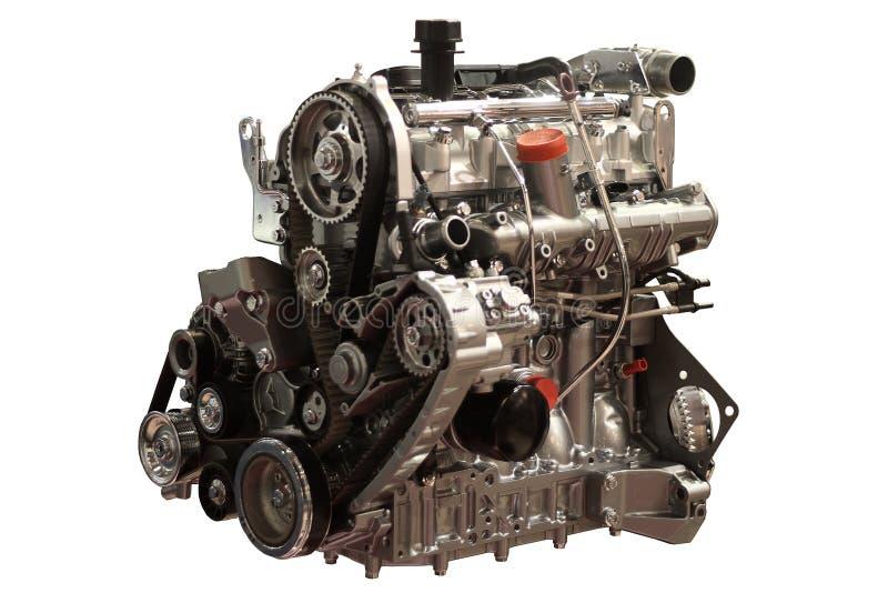 引擎汽油 免版税库存照片