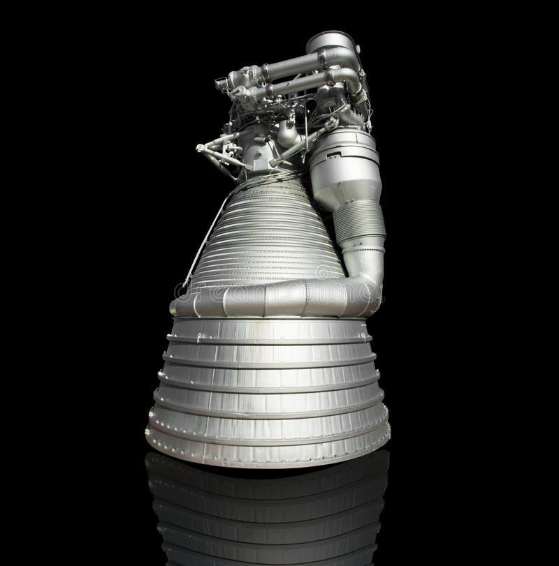 引擎火箭 库存照片