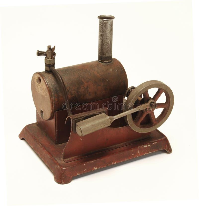 引擎蒸汽玩具 库存照片