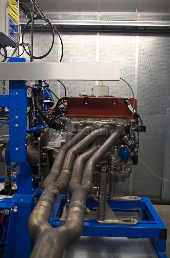 引擎高性能测试 免版税图库摄影